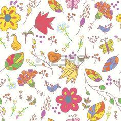 tapet blommor - Google Search