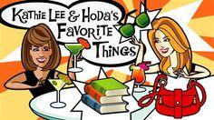 Kathie Lee and Hoda Talk Favorite Things