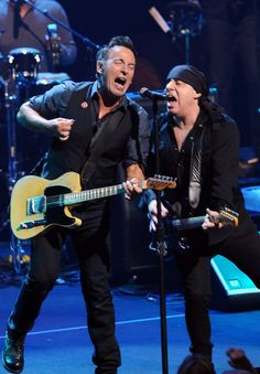 Photos: Bruce Springsteen in Austin on March 15, 2012