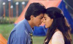 Shahrukh Khan and Kajol - Kuch Kuch Hota Hai (1998)