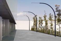 街灯 PILLED URBAN   街灯 コレクション BY LEDS C4   デザイン: KXDESIGNERS