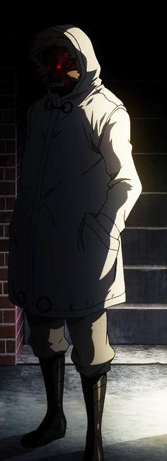 Tokyo Ghoul (Koma Enji - Devil Ape)