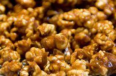 Yummy Carmel Corn for date night