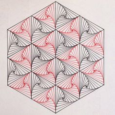 #square #geometry #symmetry #tiling #pattern #tessellation #Escher #haxagon #star