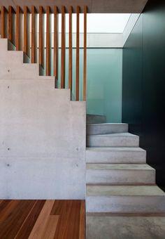Blending Heritage With Innovation: A Room in the Garden House - http://freshome.com/2012/11/22/blending-heritage-and-innovation-a-room-in-the-garden-house/