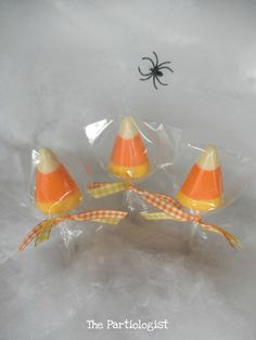 The Partiologist: Candy Corn Candy!