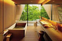 39 Mesmerizing bathrooms welcoming in nature
