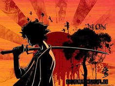 The anime 'Samurai Champloo' free streaming online video (action, adventure, black comedy - rating 8.7/10): Set in an alternate version of Edo-era Japan with an anachronistic, predominantly hip-hop, setting and follows Mugen, an impudent and freedom-loving vagrant swordsman; Jin, a composed and stoic ronin; and Fuu, a brave young girl - http://movies-news-mob.com/manga/video/db-7/sam_champloo-media=tv.html