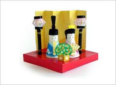 SASATOKU Paper dolls for your very own hina matsuri.