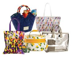 designer beach bags :D