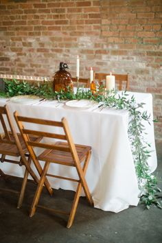 Romantic & rustic photo shoot at the Baraboo Arts Center: http://www.stylemepretty.com/wisconsin-weddings/2014/07/25/romantic-and-rustic-photo-shoot-at-the-baraboo-arts-center/   Photography: http://danistephensonphotography.blogspot.com/