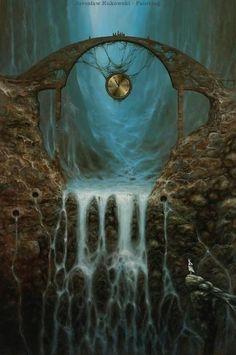 """Aurelia's Dream""  (Jaroslaw Kukowski)"