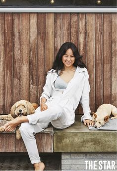 Lee Hyo Ri - The Star Magazine July Issue '17