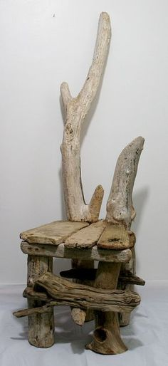 Mingoose Driftwood Chair