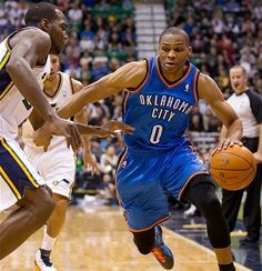 Intensity nonexistent as Thunder fall to Jazz 97-90 in Salt Lake