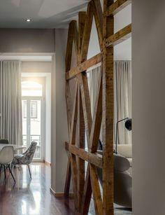 CJC Residential Interiors | Lisbon Apartment | Lisbon | Entrance Hall | by Cristina Jorge de Carvalho Interior Design