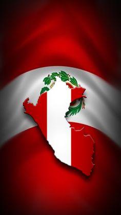My country, arriba Peru!