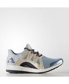 new concept 2030f ca128 Adidas Pure Boost Xpose Clima Shoes BB1740 Tactile Blue Easy Blue Linen