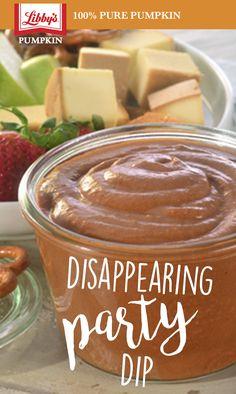 Warning: Do not make this homemade Chocolate Fudge Pumpkin Dip unless you are… Pumpkin Dip, Pumpkin Puree, Pumpkin Recipes, Pumpkin Spice, Chocolate Fudge, Homemade Chocolate, Dessert Dips, Fudge Sauce, Hot Fudge