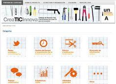 CreaTICInnova: catálogo de recursos TIC y de la web 2.0 | Aprendo ...