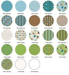 possible Color schemes for nursery