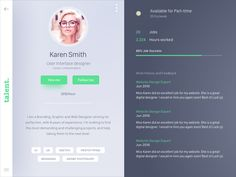 User Profile by Janete Domingos