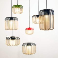The Bamboo ceiling lamp in addition to being able to choose between 4 different colors for the top of the lamp. The Bamboo Forestier ceiling lamp is Bamboo Ceiling, Ceiling Lamp, Pendant Chandelier, Pendant Lighting, Interior Lighting, Modern Lighting, Lighting Design, Bamboo Light, Lampe Decoration
