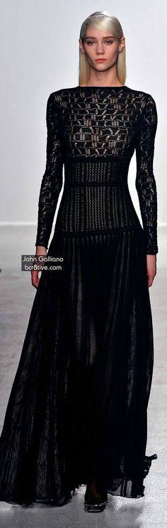 John Galliano Fall 2014