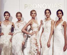 #PronoviasNYCFashionShow supermodels #NYBFW #RomeeStrijd