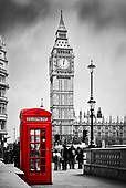 Banco de Fotografías - cabina de teléfono roja, y, big ben, en, londres, inglaterra, el, reino unido k16786710 - Buscar fotos e imágenes y murales de pared, imágenes y fotos de Clip-art - k16786710.jpg