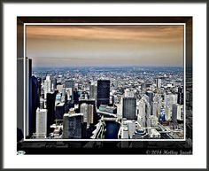 Chicago Framed Print By Holley Jacobs