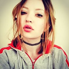 What she was legitimately just like us on January 1st. | 21 Times Emily Browning Slayed Your Life On Instagram