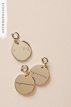A simple gift for the Leo or Libra in your life | Shop Anthropologie Holiday gifts