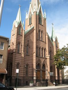 Our Lady of Czestochowa Church (1904); Sunset Park, Brooklyn