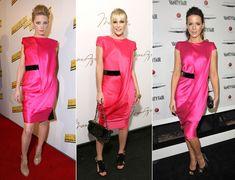 Tinsley Mortimer, Kate Beckinsale, Amber Heard