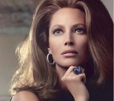 Image detail for -Model Christy Turlington Wears Roberto Coin Jewellery#Repin By:Pinterest++ for iPad#