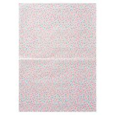 Papier patch Pois Pastel