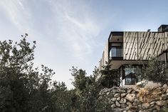 blankpage architects / villa tahan, kfour lebanon
