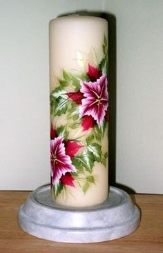 Read Message - hvc.rr.com Homemade Candles, Diy Candles, Pillar Candles, Candle In The Dark, Candle Craft, Bottle Candles, Floating Flowers, Painted Wine Bottles, Candle Making