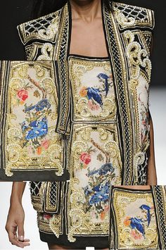 Cross Stitch balmain.... But the design IMHO isn't so beautiful as the rest.....