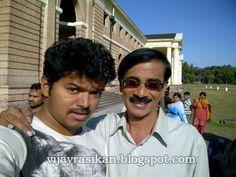 Vijay Rasikan: Vijay paired with various actors and directors