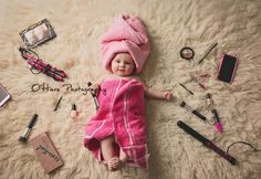 Over 40 cool baby photos ideas for a creative photo shoot - baby photos ideas photoshoot ideas creative funny baby pictures chick - Monthly Baby Photos, Baby Girl Photos, Monthly Pictures, Little Girl Photos, Cute Baby Photos, Funny Baby Pictures, Newborn Pictures, Baby Month Pictures, 6 Month Baby Picture Ideas