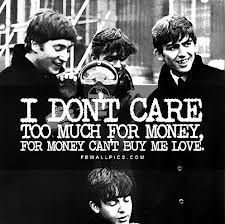 Can't buy me love- The Beatles.