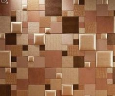 Faux Leather Wall Tile