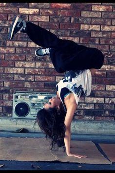 Dance=something I wish I could do....GOOD