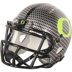 Riddell Oregon Ducks Mini Pro Combat Speed Helmet