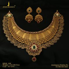 Gorgeous Antique detailing for any occasions. Get In touch with us on Jewellery Shop Design, Antique Jewellery Designs, Designer Jewelry, Antique Jewelry, Wedding Jewelry Sets, Bridal Jewelry, Gold Jewelry, Statement Jewelry, Jewelry Art