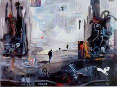 Marcus Jansen - Surreal (2009) MW Gallery ASpen