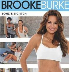 Get Fit With Brooke Burke-Charvets New Workout DVDs