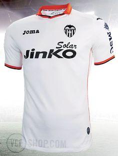 73018ff9a5 Valencia CF 2013 14 Home Shirt Seleção Do Mundo